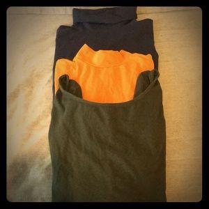 3 bodysuits